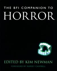 Book: The BFI Companion to Horror