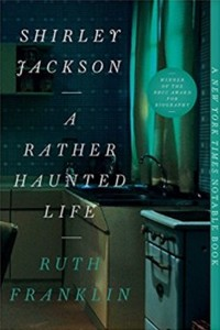 Book: Shirley Jackson, a rather haunted life, paperback edition