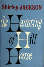 the haunting of hill house, uk, 1959 hardcover edition