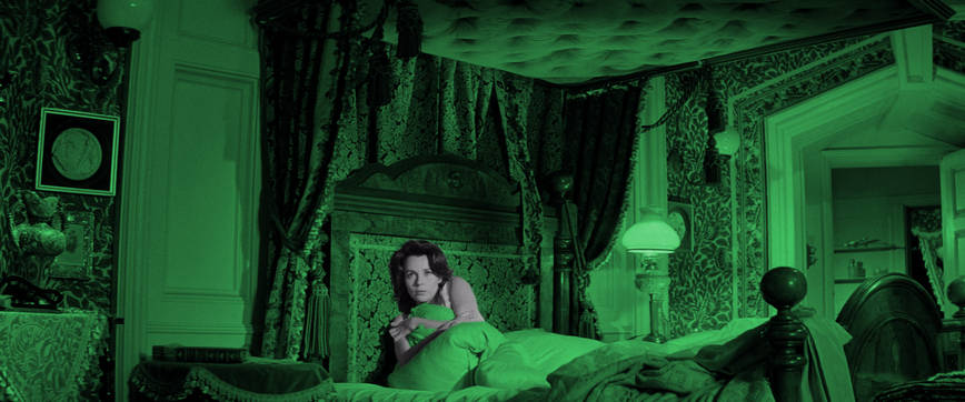 Green - Theodora's bedroom