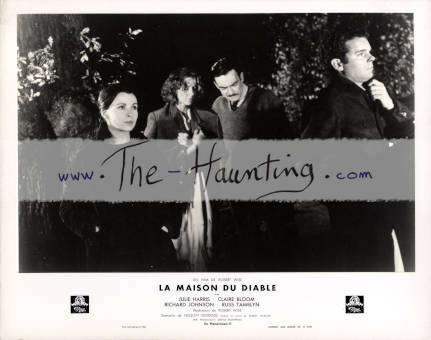 The Haunting, 1963, Lobby cards, France, #01