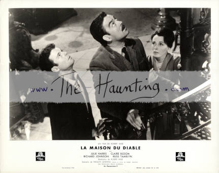 The Haunting, 1963, Lobby cards, France, #03