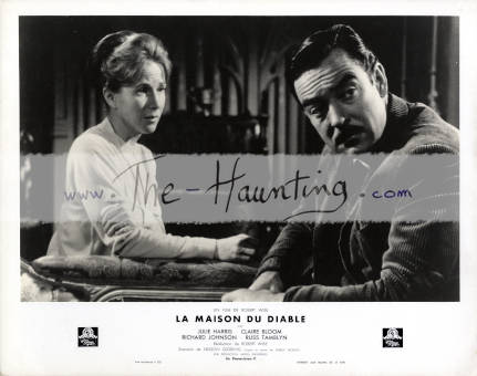 The Haunting, 1963, Lobby cards, France, #04