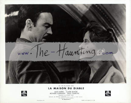 The Haunting, 1963, Lobby cards, France, #07