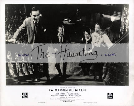 The Haunting, 1963, Lobby cards, France, #09