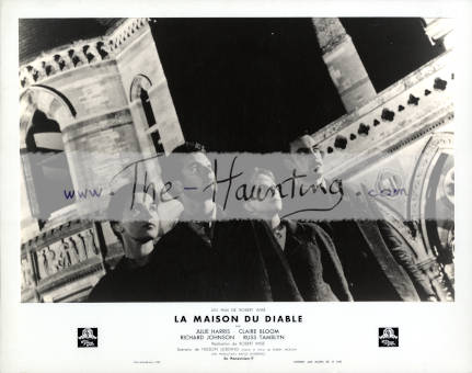 The Haunting, 1963, Lobby cards, France, #10