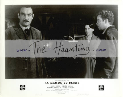 The Haunting, 1963, Lobby cards, France, #11