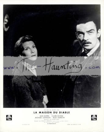 The Haunting, 1963, Lobby cards, France, #12