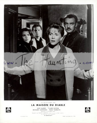 The Haunting, 1963, Lobby cards, France, #13