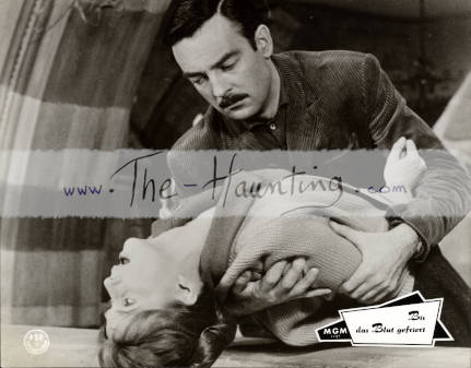 The Haunting, 1963, Lobby cards, Germany, #1