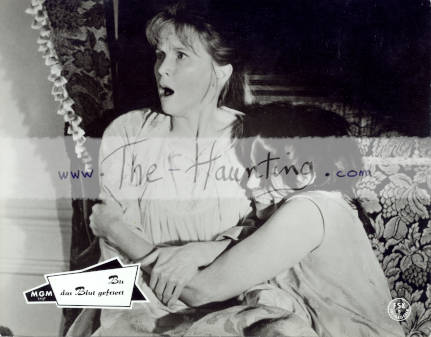 The Haunting, 1963, Lobby cards, Germany, #3