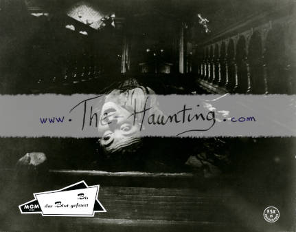 The Haunting, 1963, Lobby cards, Germany, #5