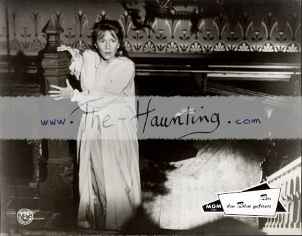The Haunting, 1963, Lobby cards, Germany, #7