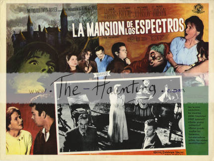 The Haunting, 1963, Lobby cards, Mexico, #1