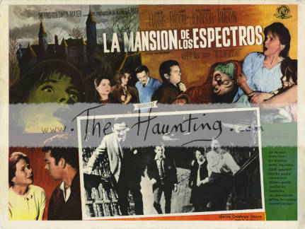 The Haunting, 1963, Lobby cards, Mexico, #2