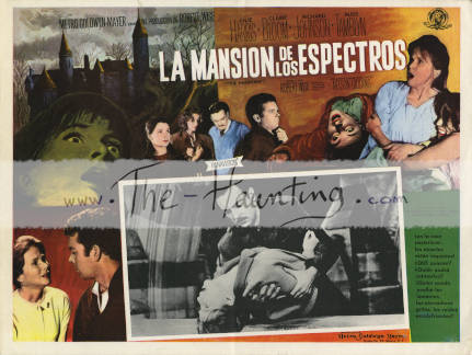 The Haunting, 1963, Lobby cards, Mexico, #3