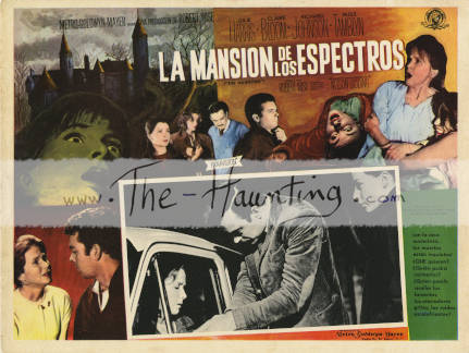 The Haunting, 1963, Lobby cards, Mexico, #4