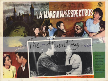 The Haunting, 1963, Lobby cards, Mexico, #5