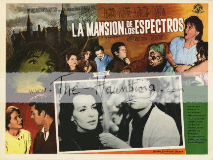 The Haunting, 1963, Lobby cards, Mexico, #6