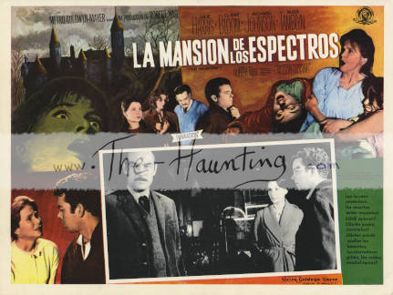 The Haunting, 1963, Lobby cards, Mexico, #7