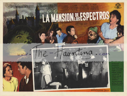The Haunting, 1963, Lobby cards, Mexico, #8