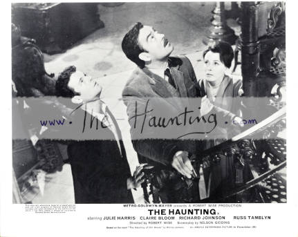 The Haunting, 1963, Lobby cards, UK, #2