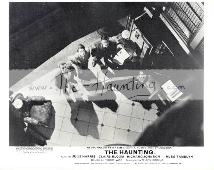 The Haunting, 1963, Lobby cards, UK, #3
