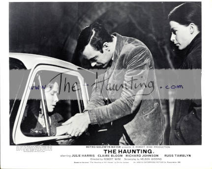 The Haunting, 1963, Lobby cards, UK, #4