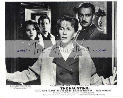 The Haunting, 1963, Lobby cards, UK, #6