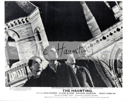 The Haunting, 1963, Lobby cards, UK, #8