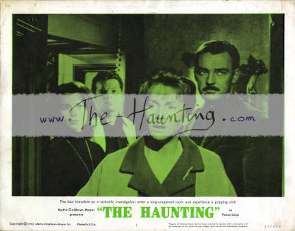 The Haunting, 1963, Lobby cards, USA, #1