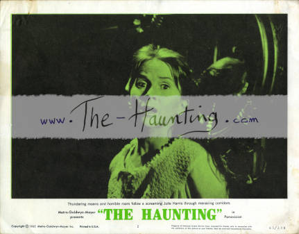The Haunting, 1963, Lobby cards, USA, #2