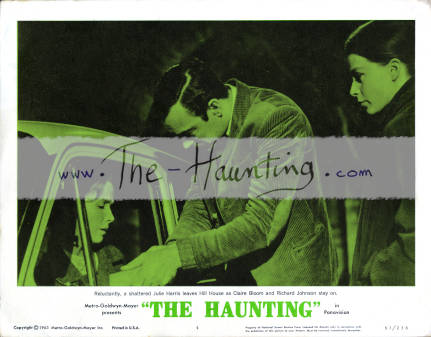 The Haunting, 1963, Lobby cards, USA, #4