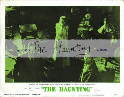 The Haunting, 1963, Lobby cards, USA, #5