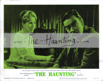 The Haunting, 1963, Lobby cards, USA, #6