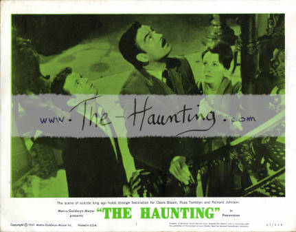 The Haunting, 1963, Lobby cards, USA, #7