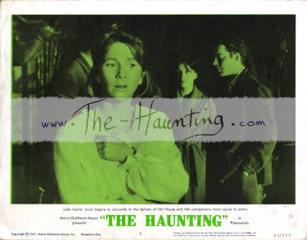 The Haunting, 1963, Lobby cards, USA, #8