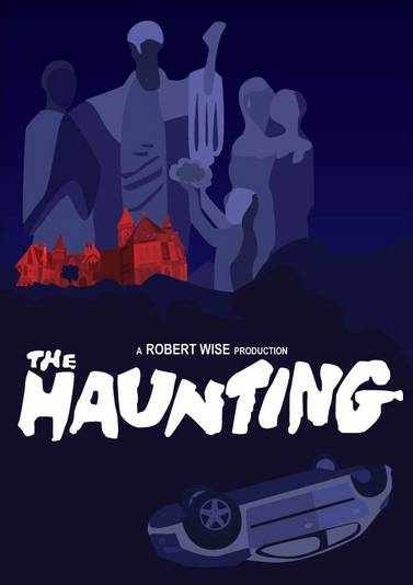 The Haunting, 1963, Fan art poster by Michelle B. Milton #1