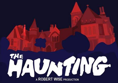 The Haunting, 1963, Fan art poster by Michelle B. Milton #2