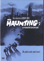 the haunting, dvd, 2003, spain