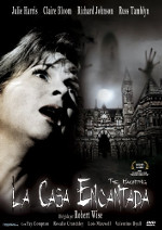 the haunting, dvd, 2015, spain