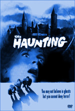 the haunting, dvd, 2003, usa, with smaller robert wise print