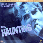 the haunting, laserdisc, 1993, usa, letterbox
