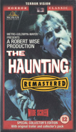 the haunting, vhs, uk, 1995, remastered